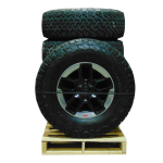 2019 Jeep Wrangler Rubicon Machined Black 17 inch a