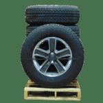 2019 Jeep Wrangler Sport Char Insrts 17 inch a