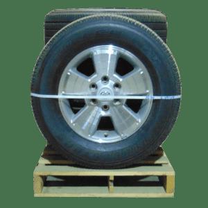 Tacoma Machined 5 Spoke17 inch a