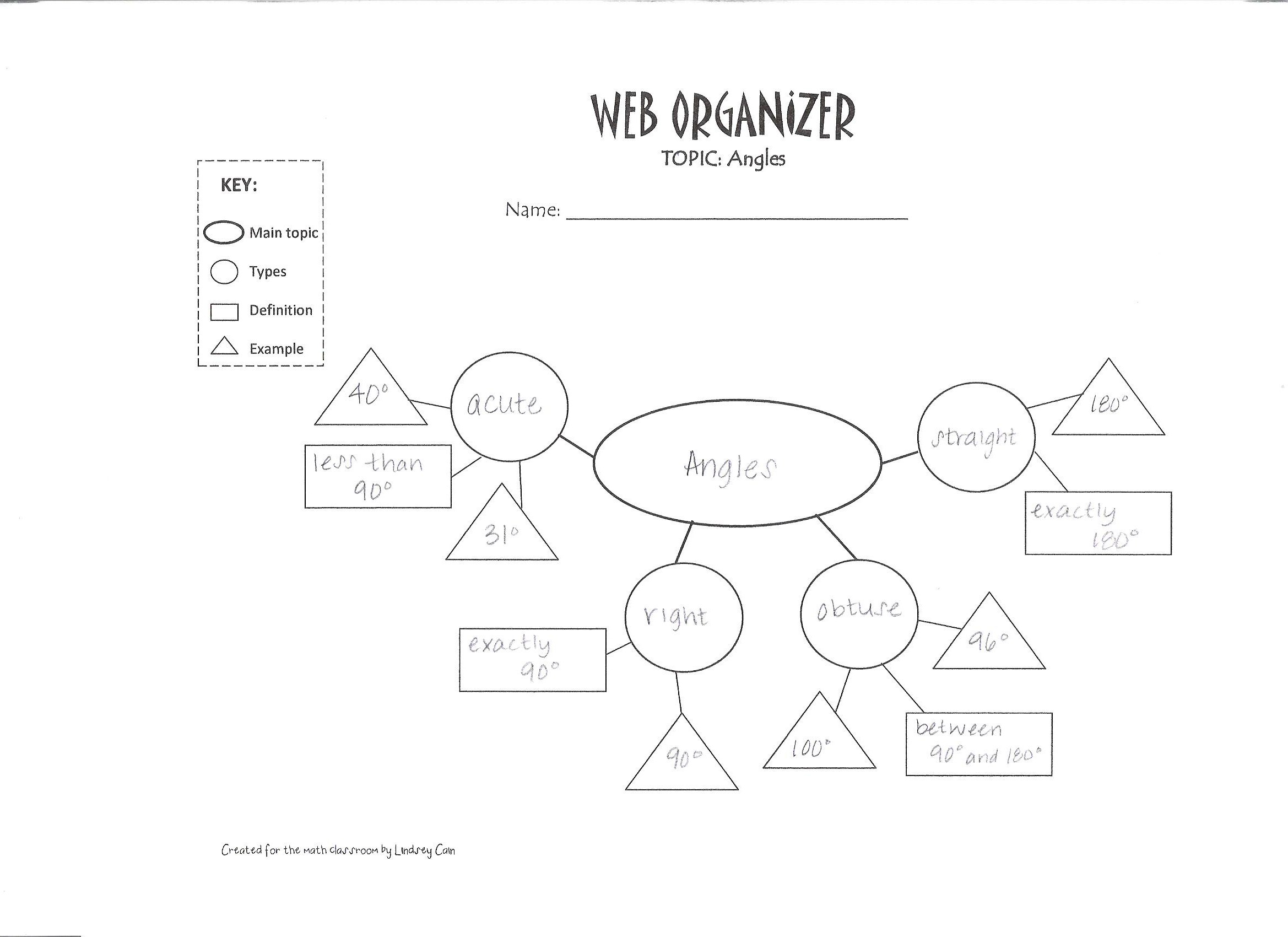 Mapping The Web Organizer