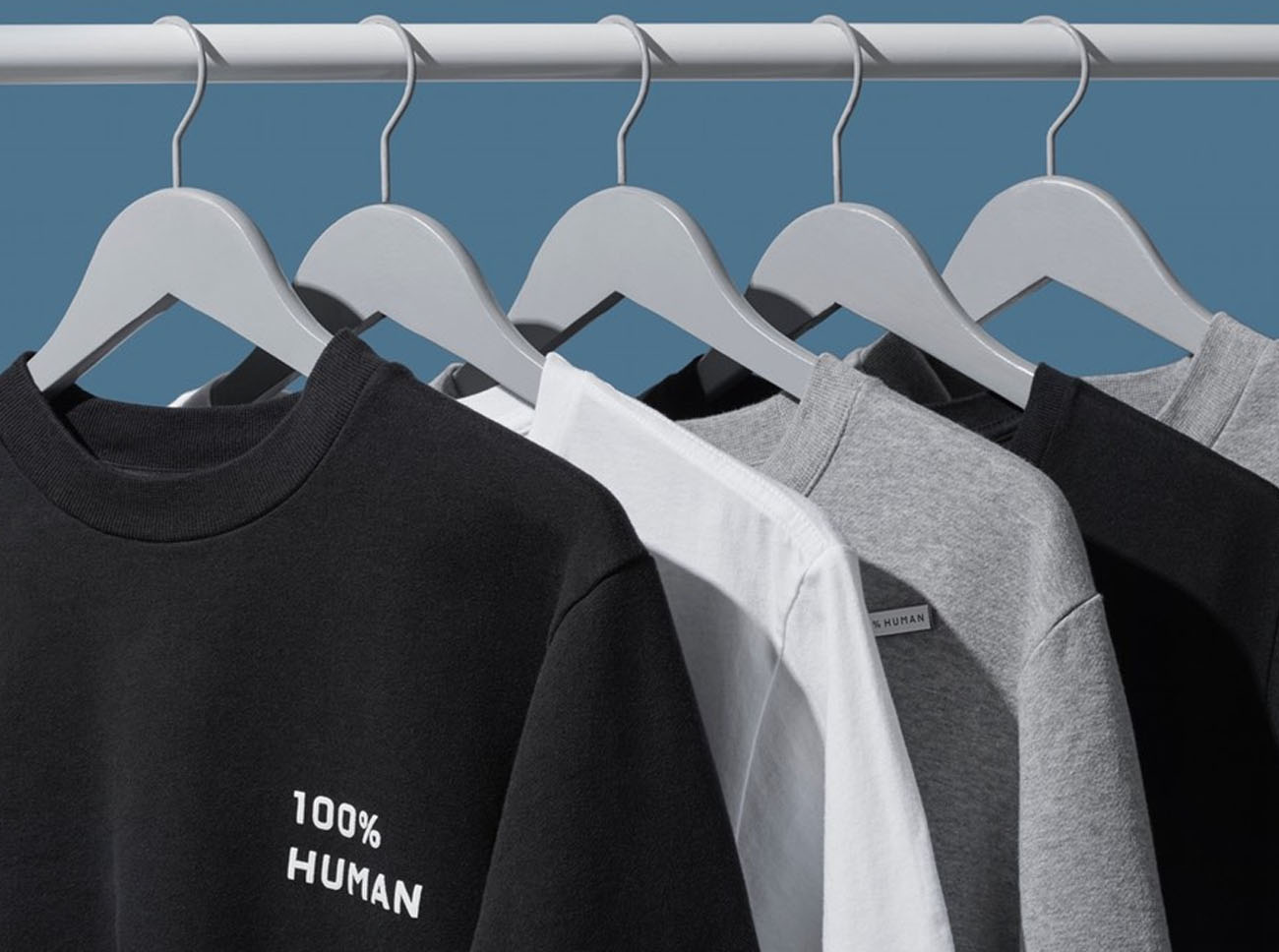 Everlane 100% Human Collection
