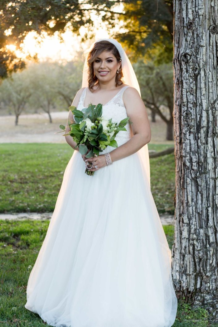 Bridal Portraits Modesto