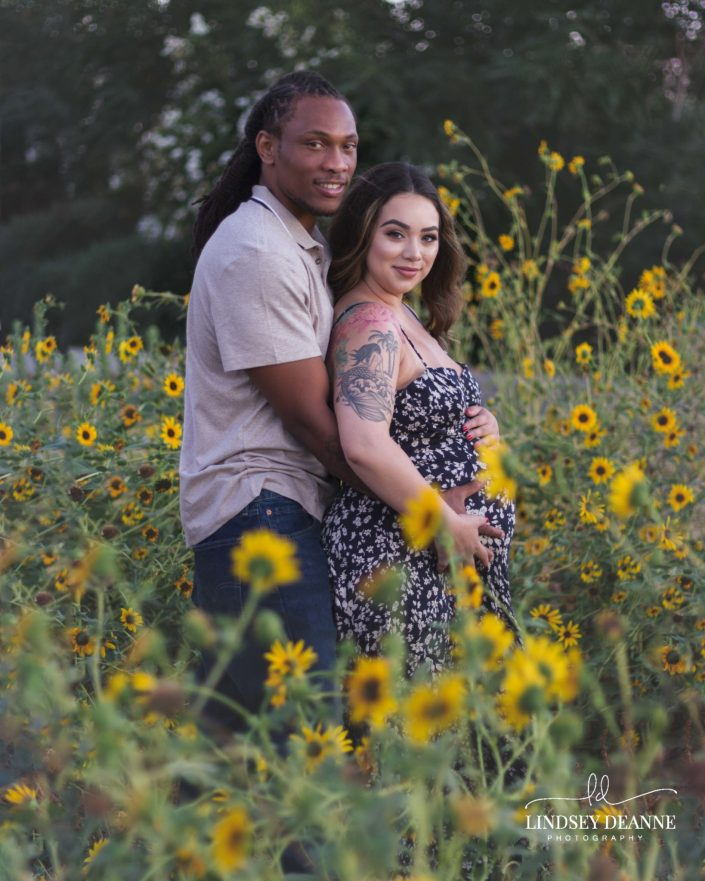 California Maternity Shoot