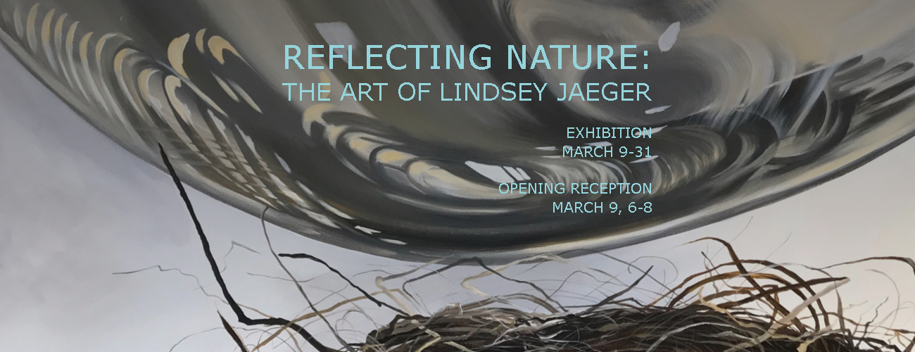 Lindsey Jaeger Solo Exhibition March 2018