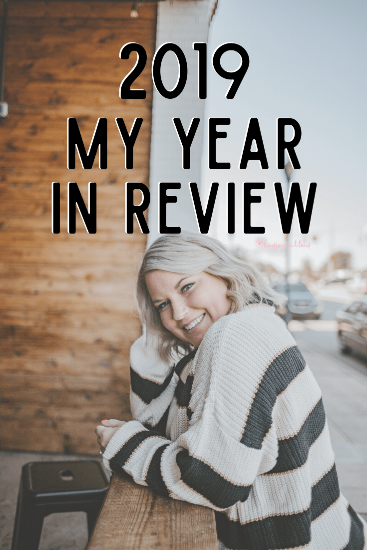 2019 – My Year in Review