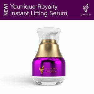 younique royalty skincare instant lifting serum