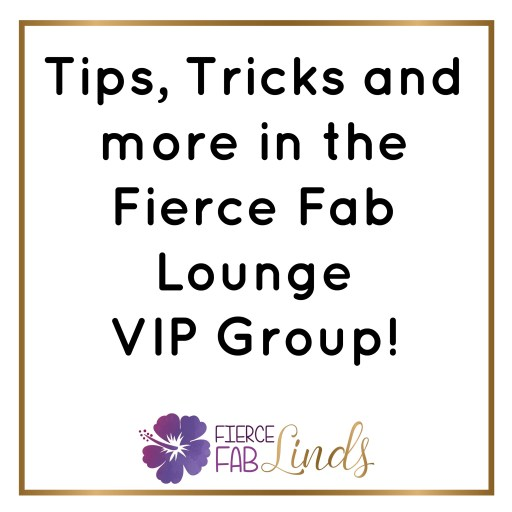 fierce fab linds vip younique group