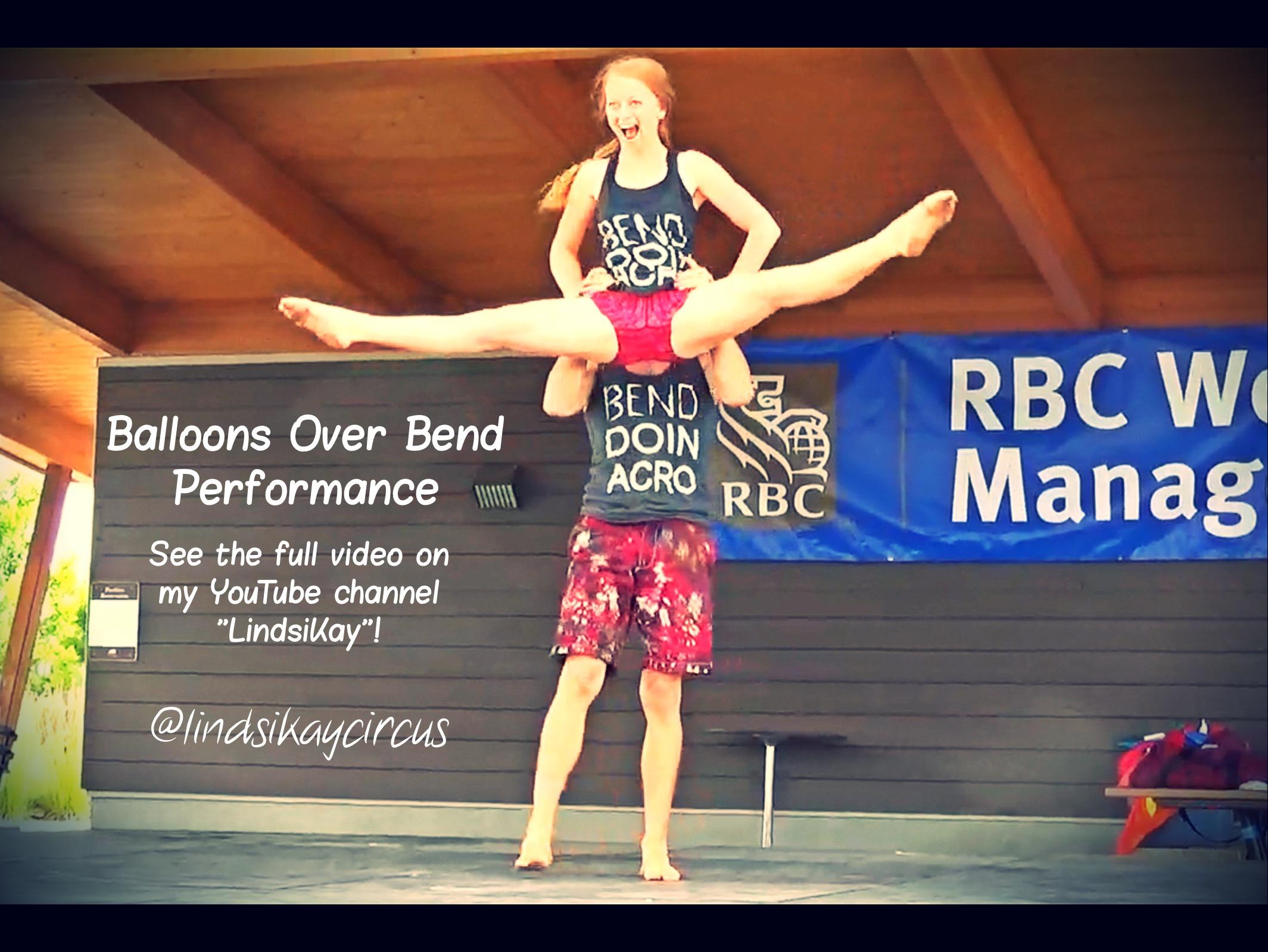 partner acrobatics performance acroyoga lindsikay michael jackson