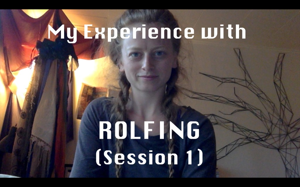 my experience with rolfing session 1 superficial frontline