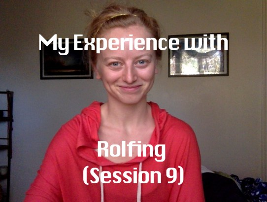 rolfing session 9 integrating the lower body ida rolf structural integration