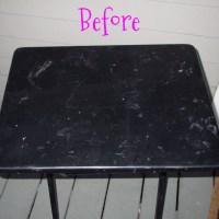 TV Tray Face Lift