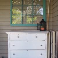 Dresser Potting Stand