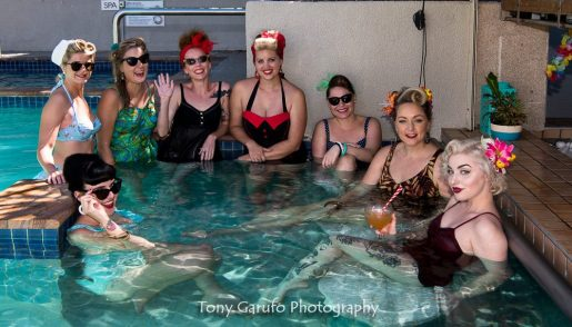 tony group pool pic