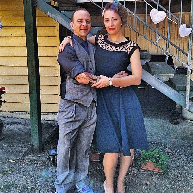 Emily and Adam Metelmann
