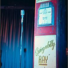 Ray DJ Stand
