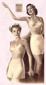 1940's knickers & bullet bra - Copy