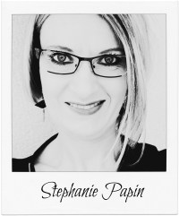 STEPHANIE PAPIN BLOG PIC
