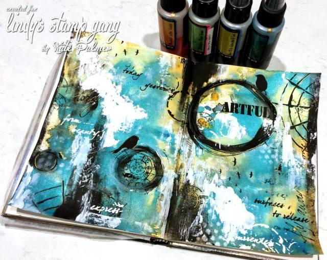 Kate Lindys color challenge september