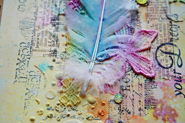 marta art journal dropdeadiva magicals sprays 4