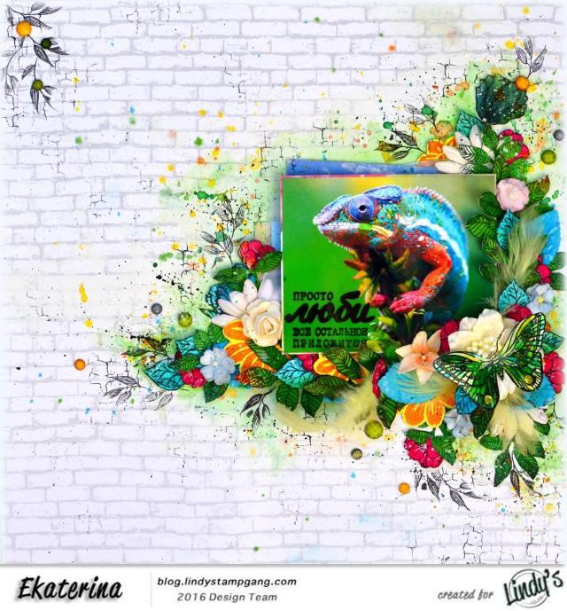lindys august color challenge- ekaterina