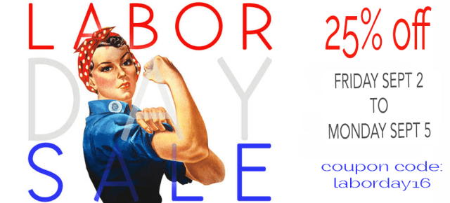 LABOR DAY with code
