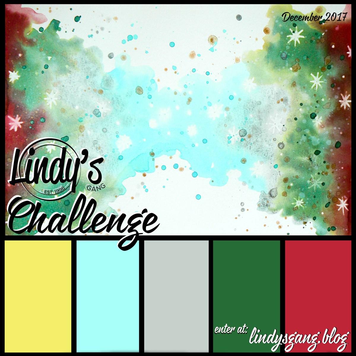 Lindy's DECEMBER Challenge