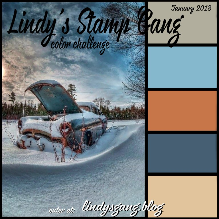 Lindy's January Challenge