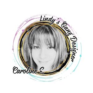 Caroline - Lindys Blog badge 2018