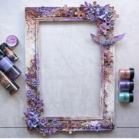 Make a Decorated Frame with Heidi