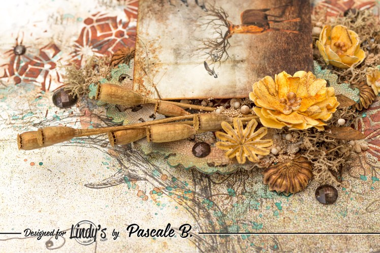 Vintage Stag by Pascale B.