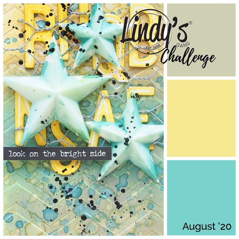 Lindy's Gang August 2020 Challenge