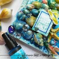 Sea Treasures Frame with Lindy's from Viktoriya P.