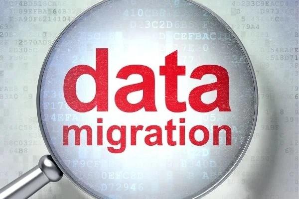 データ移行