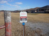 Belleville Subdivision - Most residents knew nothing about the proposed project