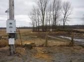 Corrosion Monitoring Box near Brockville, ON