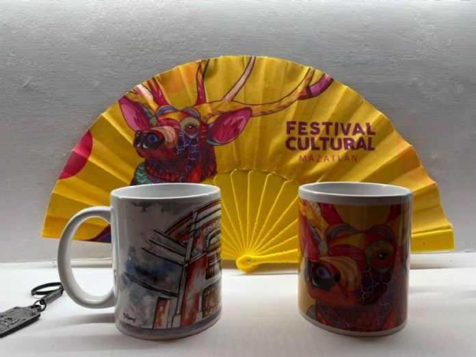 Municipal Institute of Culture presents the first official souvenirs of Mazatlán