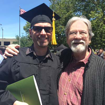 Dad and Grad Living by Design