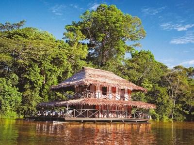 casa flotante amazonas colombia ecoturismo hotel linearcol