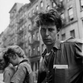 Cuando Larry Fink quiso ser Kerouac