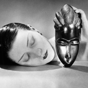 """""""Noire et blanche"""", de Man Ray (1926)."""