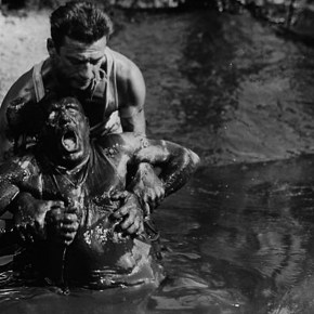 """""""El salario del miedo"""", de Henri-Georges Clouzot (1953)."""