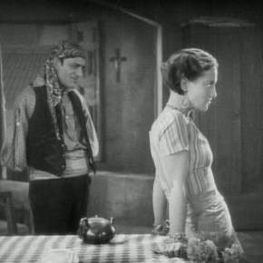 """""""Garras humanas"""" (""""The Unknown""""), de Tod Browning (1927)."""