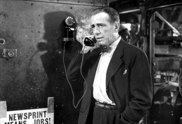 cuarto poder Bogart