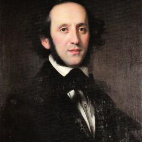 "Sinfonía nº 4 en La mayor, opus 90, ""Italiana"", de Felix Mendelssohn (1833)."