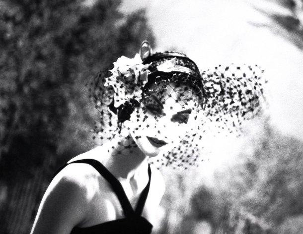 bassman Anuncio para Chanel, 1958.