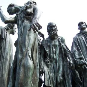 La divina comedia de Auguste Rodin.
