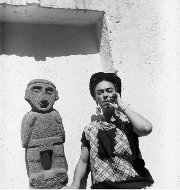 Frida Kahlo, 1950-1952.