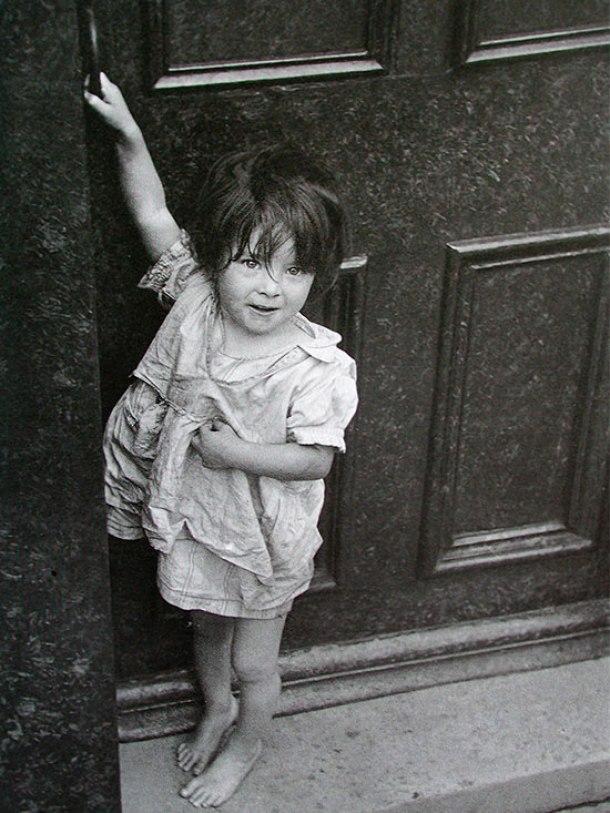 Niña inglesa, 1936.