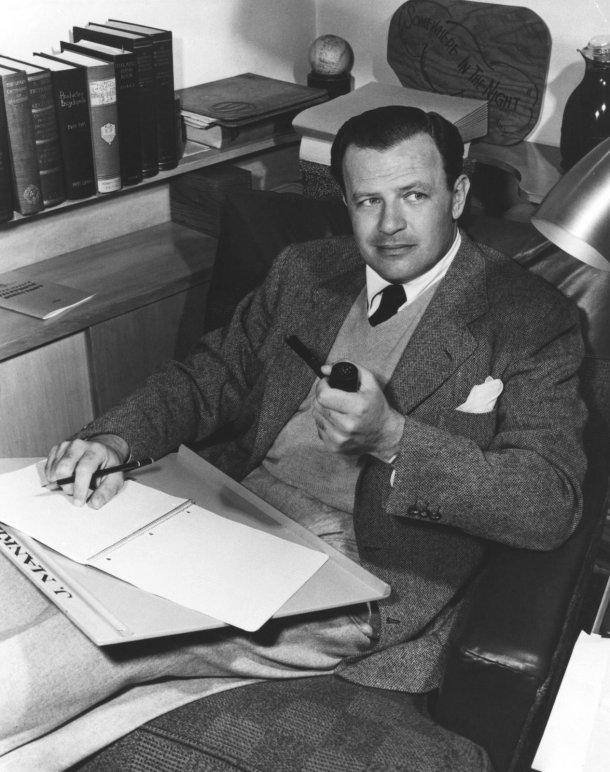 Mankiewicz a principios de los años 60.