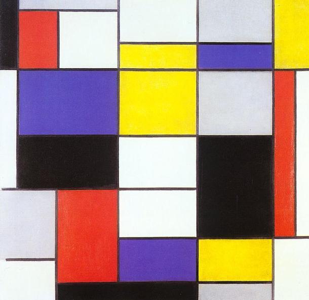 Piet Mondrian 28